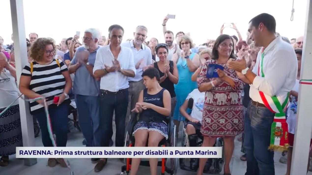 Il servizio di TeleRomagna24 #ParlanoDiNoi