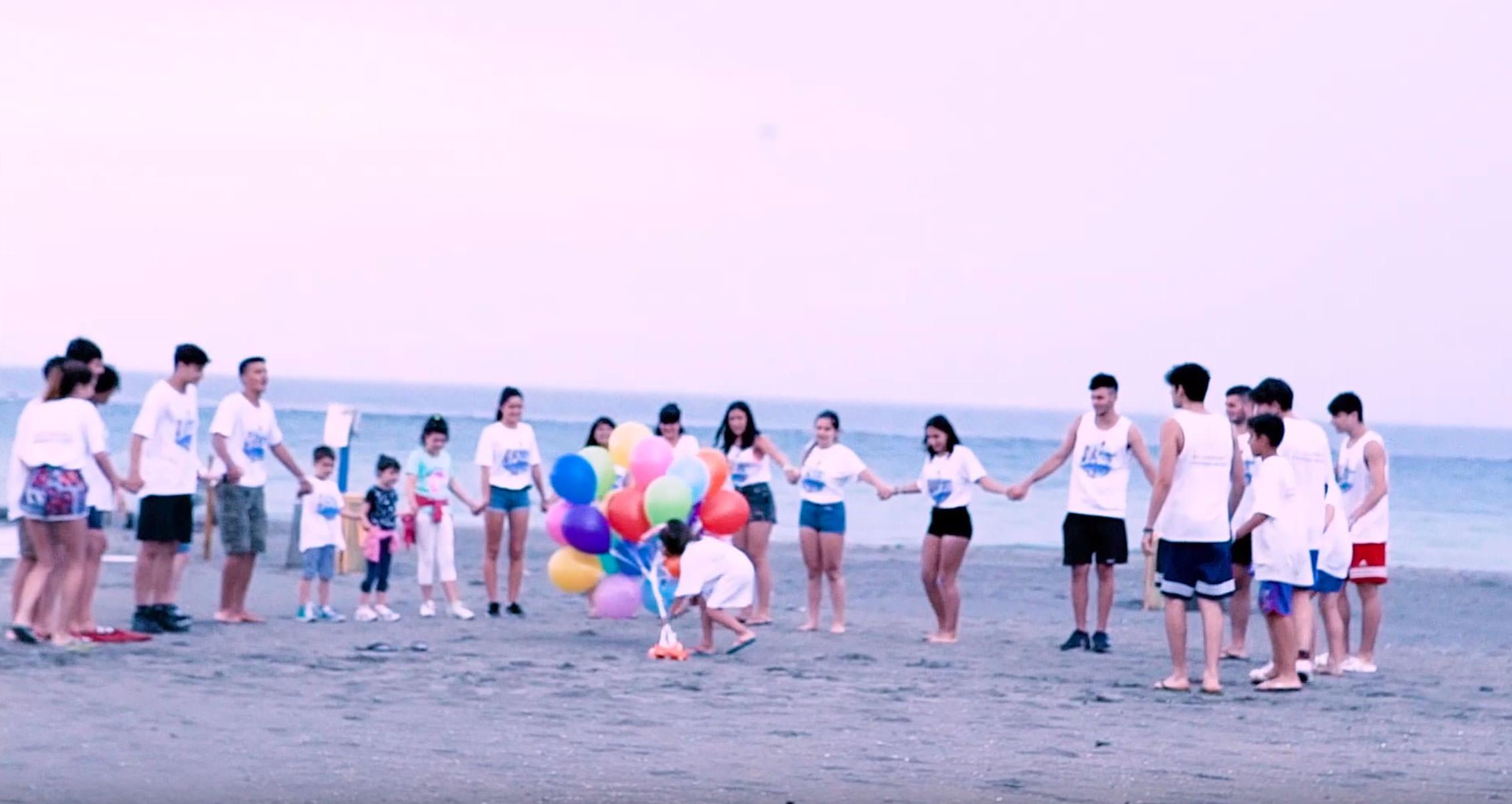 Inaugurazione spiaggia Insieme a Te – 9 luglio 2019 [Video]