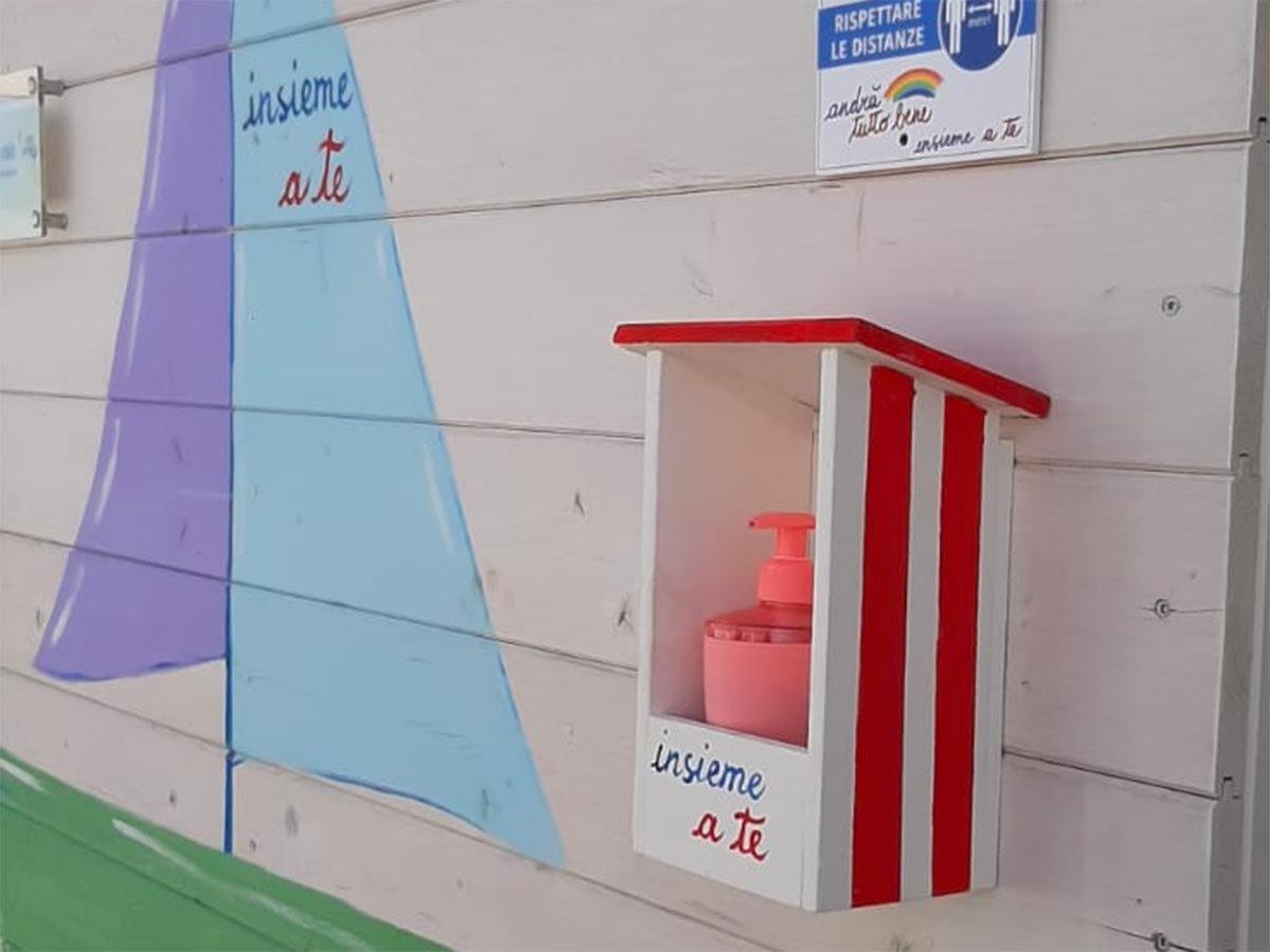 Nuovo regolamento per la spiaggia Insieme a Te – Estate 2020