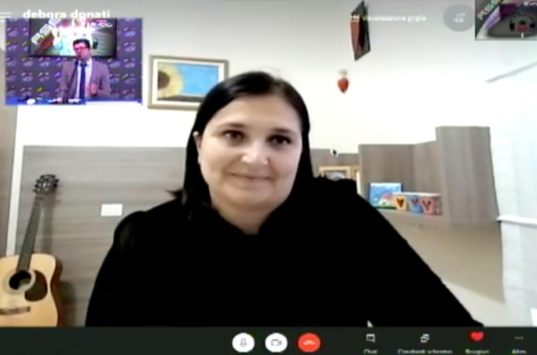 RSE Radio Web intervista Debora Donati, Presidentessa di Insieme a Te.