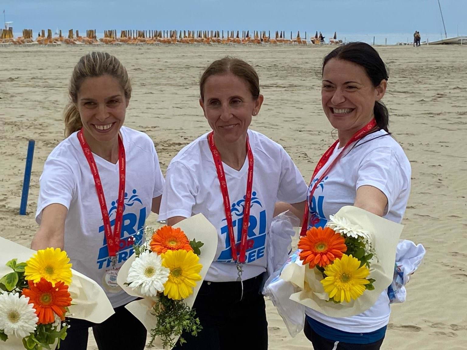 """Di corsa per sostenere """"Insieme a te"""": raccolti oltre 8mila euro per la spiaggia per persone con disabilità [da Ravennawebtv]"""