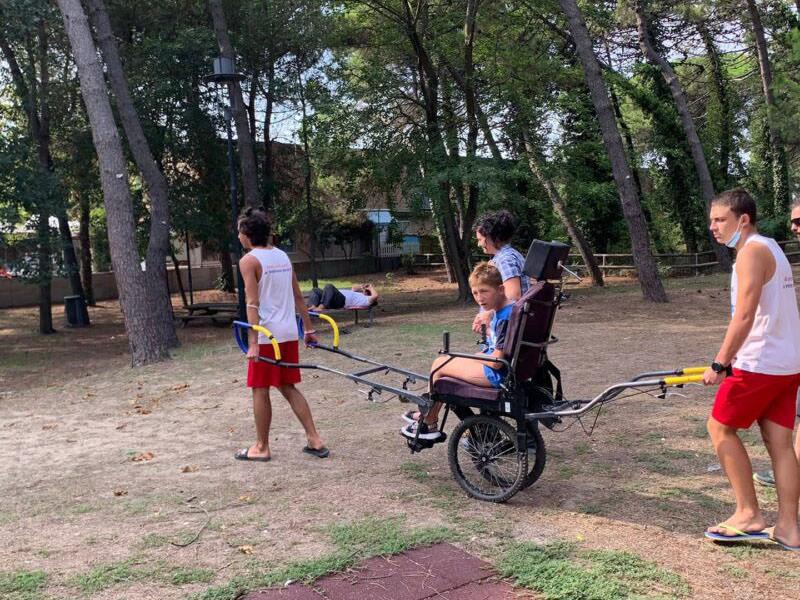 Trekking e disabilità: a Faenza corsi di formazione per una montagna davvero per tutti [da Il Piccolo]
